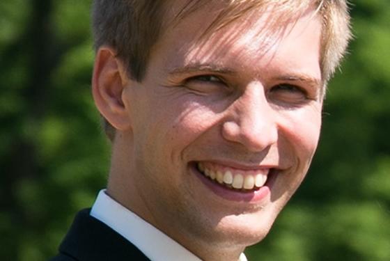 Lukas M. Scharfenberg